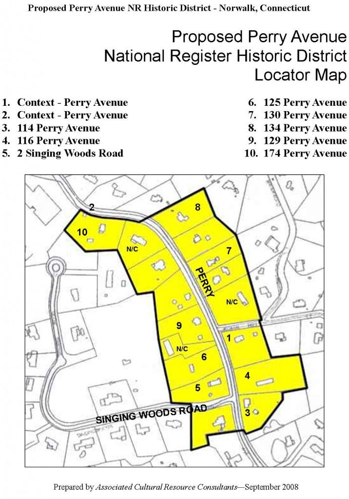 Silvermine Historic District